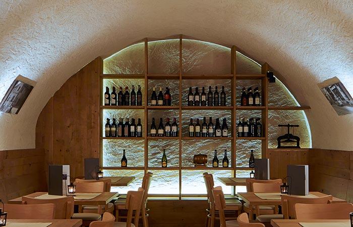 Weinkeller Einrichten weinkeller mair bruneck weinkeller pustertal restaurant guido